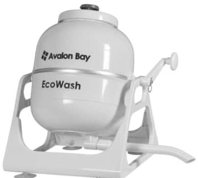 Price Reduced: Avalon Bay EcoWash Portable Washing Machine: $37 + FS