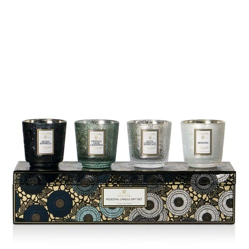 Bloomingdale's F&F Sale: Voluspa Japonica Candle Set of 4: $37.50 + FS