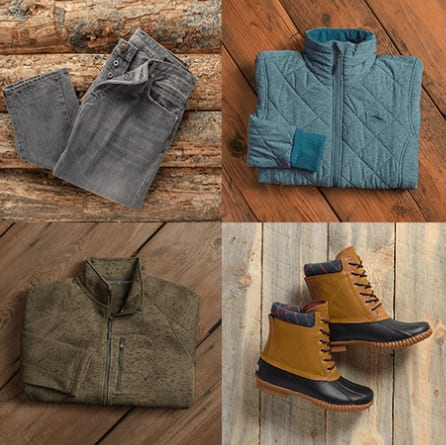 Sierra Trading Post: Cold Weather Sale: Apparel at $5.99, Travel/Luggage at $15, Boots at $29.99 & More