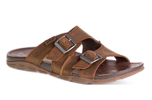 Chaco: Men's & Women's Leather Sandals: $49.99 and up + Free Express Shipping