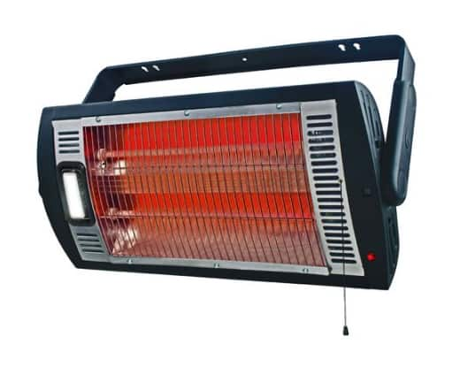 Pro Fusion Heat 775/1500 Watt Ceiling Mounted Workshop Heater: $28 + FS