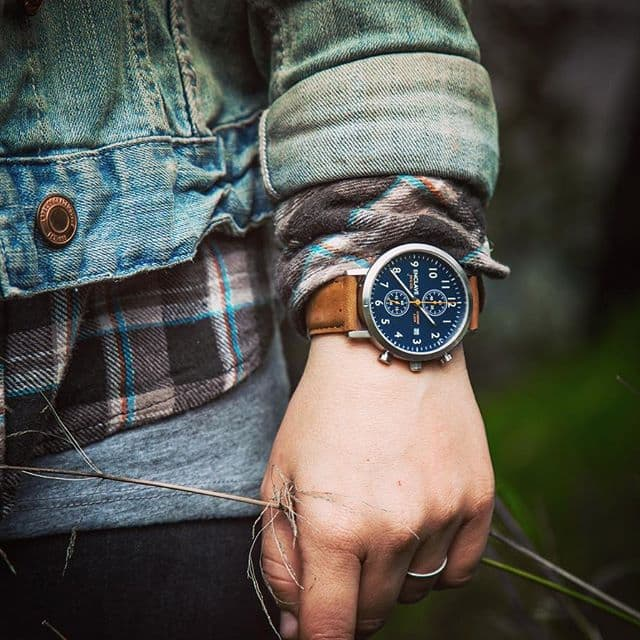 Men's Enclave Chronograph Watches: $75 + FS