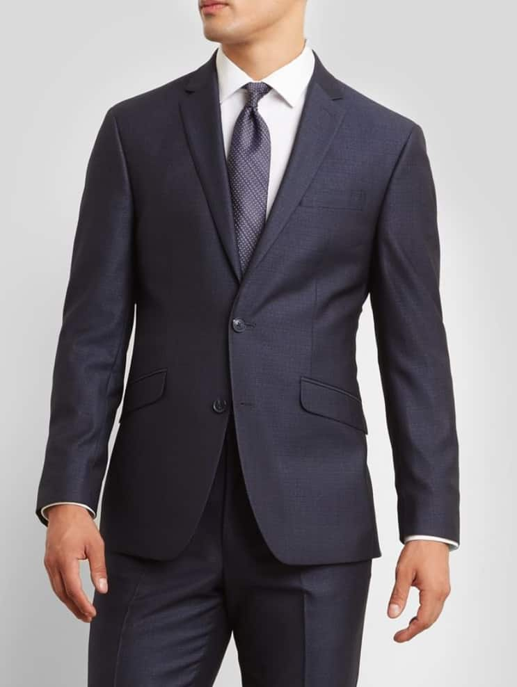 Kenneth Cole: Men's Suiting Event: Suits at $169, Dress Shirts at $33, Footwear at $34