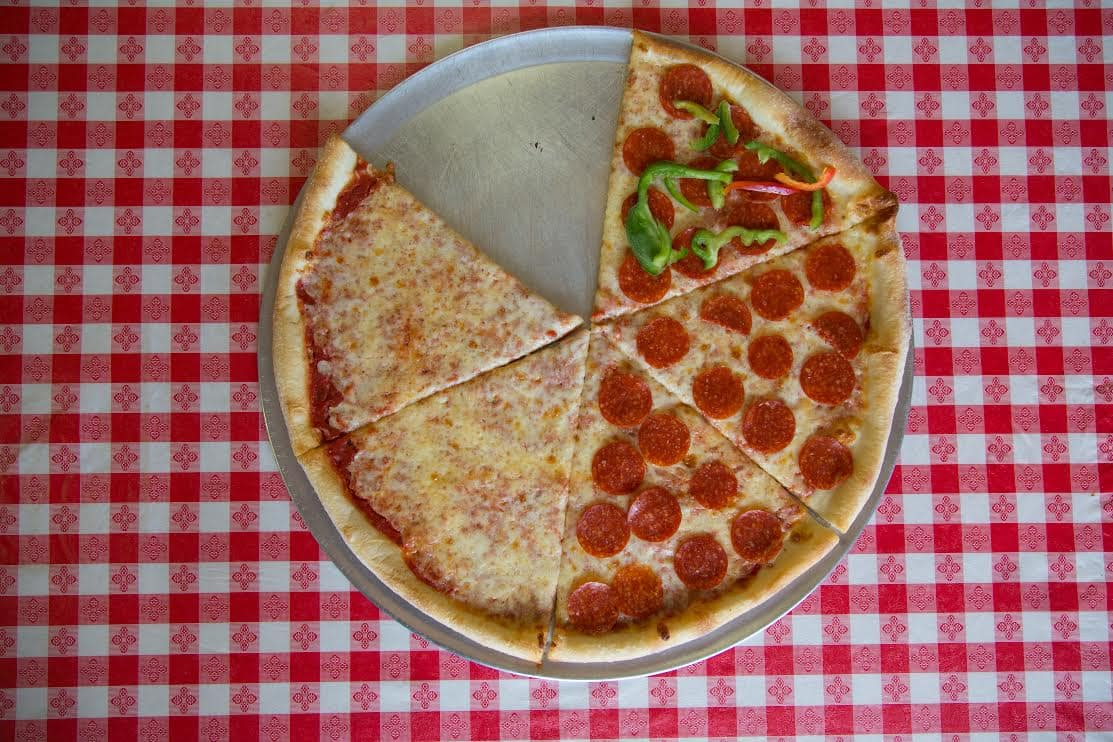 Slice New Customers: $5 off $10+ in-App Pizza Order (Delivery or Takeout)