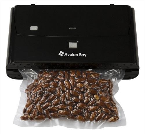 Avalon Bay FoodSealer100B Vacuum Sealer for Food Storage: $40 + FS