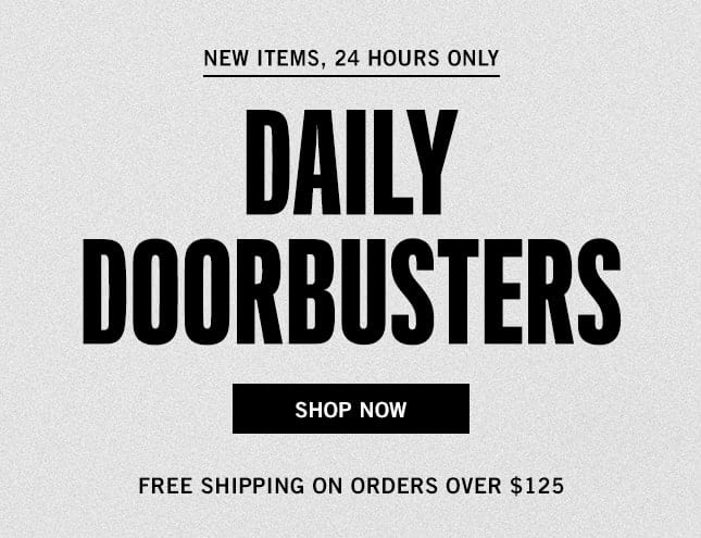 Kenneth Cole Daily Doorbusters - Starting at $39