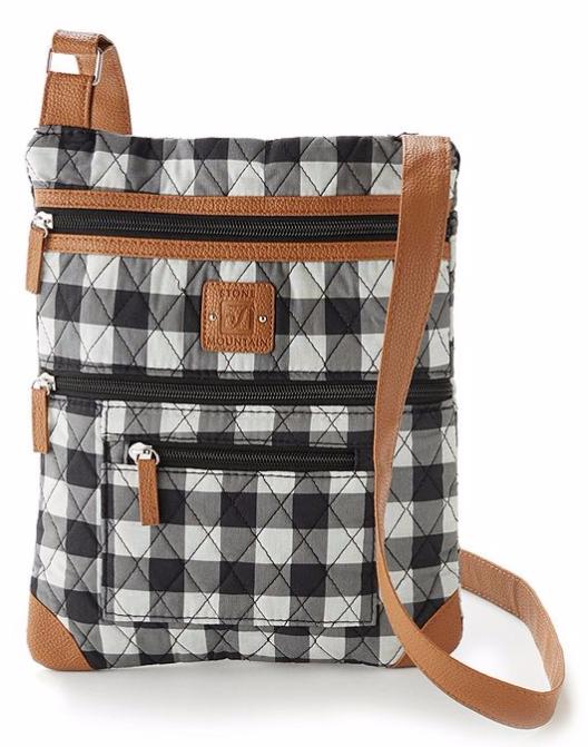 Bon-Ton: $10 Stone Mountain Crossbody Bags + Free Store Pick-up or Free S/H on $25+