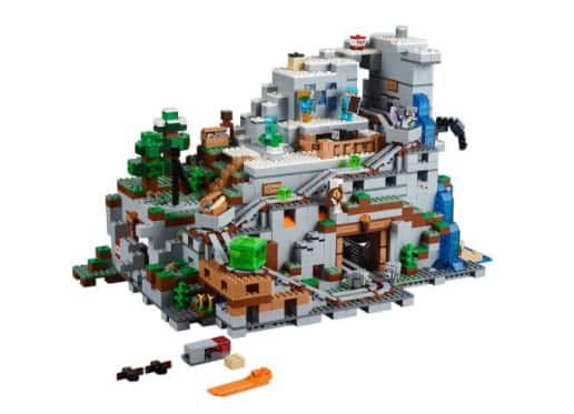 LEGO Minecraft The Mountain Cave 21137: $249.99 + FS