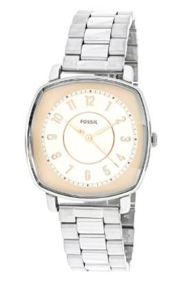 Jet.com: Fossil Women's ES4194 Silver Stainless-Steel Quartz Fashion Watch: $69 + FS
