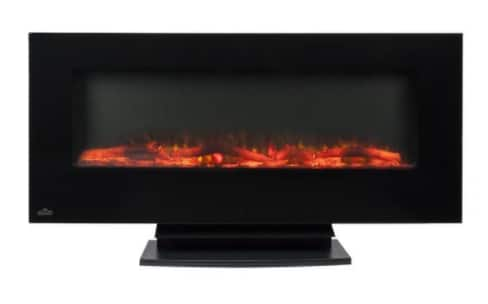 "Napoleon NEFL42SH 42"" Linear Wall Mount/Standalone Electric Fireplace: $200 + FS"