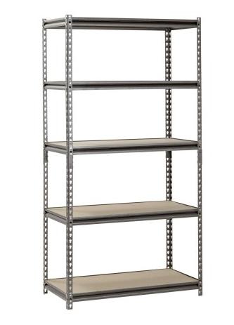 Sam's Club: Muscle Rack 5-Shelf Heavy-Duty Steel Shelving: $47.88 + FS