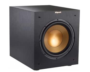 "Abt Electronics: Save 15% on a Klipsch 10"" Black Wireless Subwoofer - 1063513 + Free S/H"