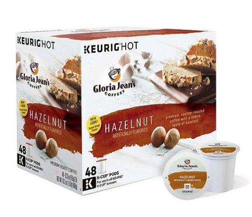 $19.97 Keurig 48ct K-Cups + Free Shipping (Bon-Ton)