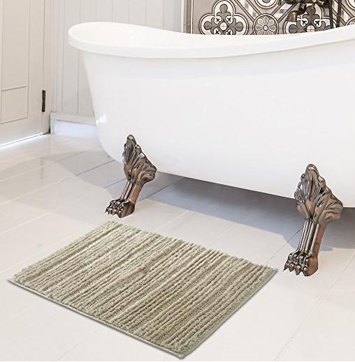 Soft Anti-Slip Microfiber Bath Mat for $7.49 + FS