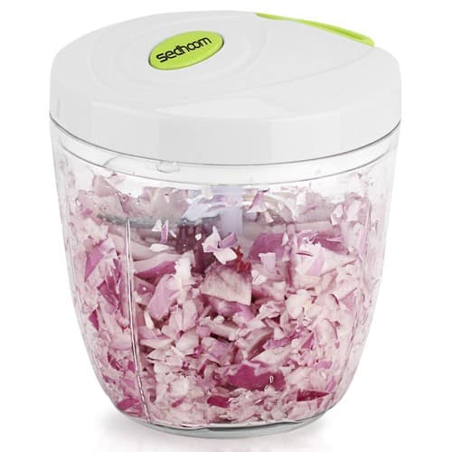 Sedhoom Powerful Manual Food Chopper for $8.98 + Free Shipping