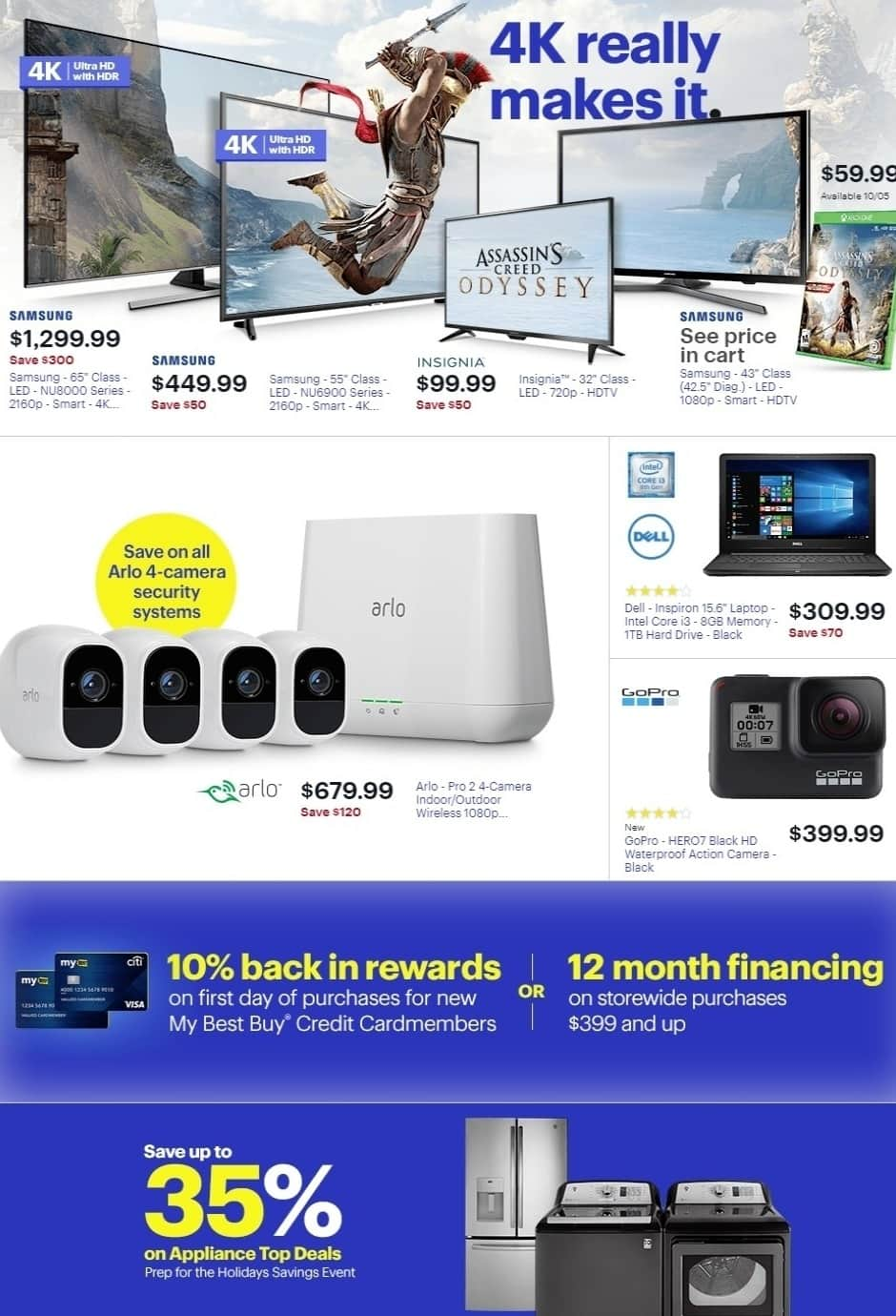 Best Buy Weekly Ad: Receive $25 off $200+ with a Slickdeals Rebate ...