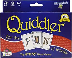 Quiddler Word Game $7.87