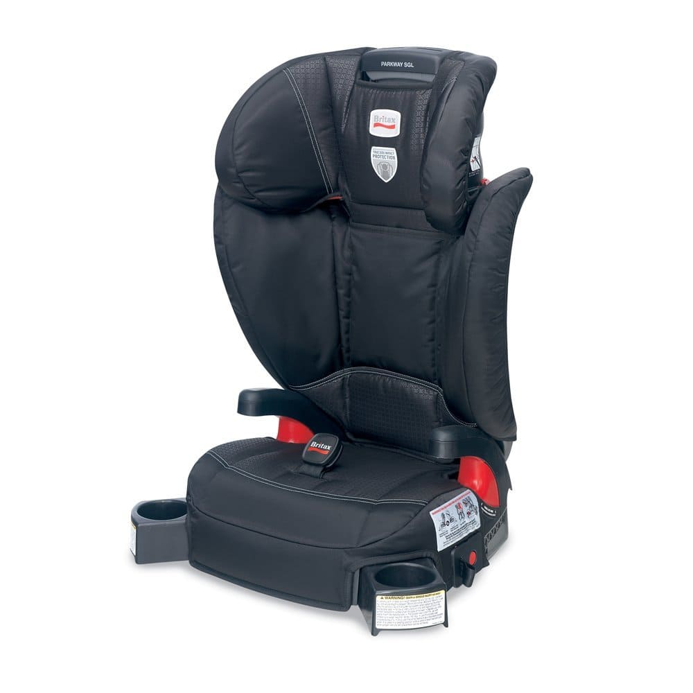 Britax Parkway SGL (G1.1) Belt-Positioning Booster Car Seat (two colors) $89.6