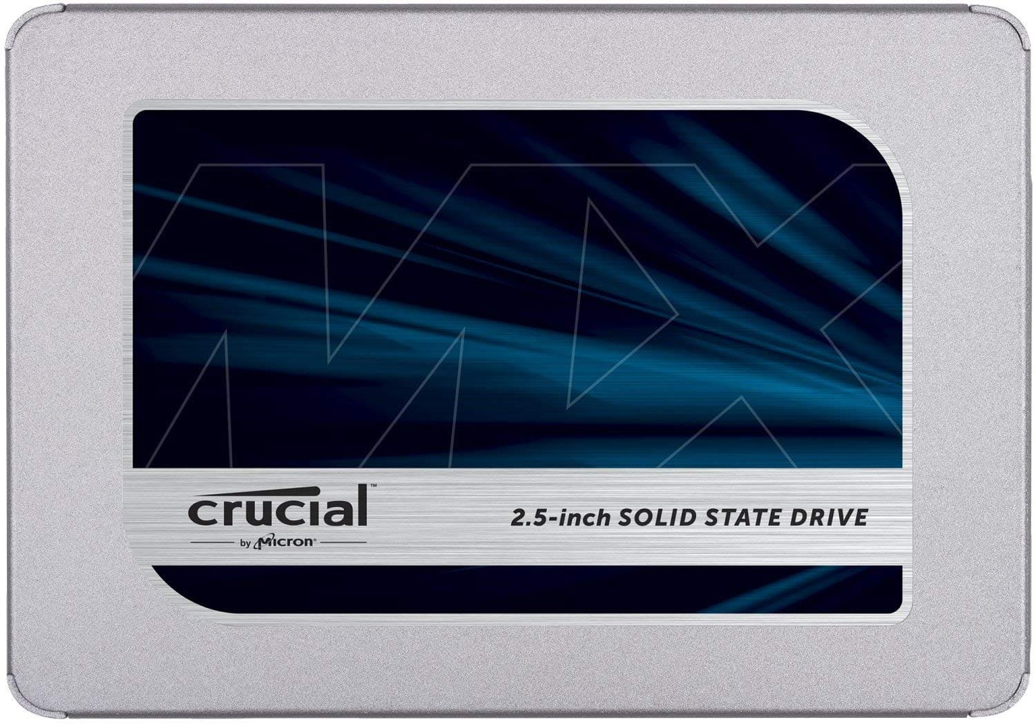 Crucial MX500 500GB SATA SSD for Amazon Prime Credit Card Users $46.75