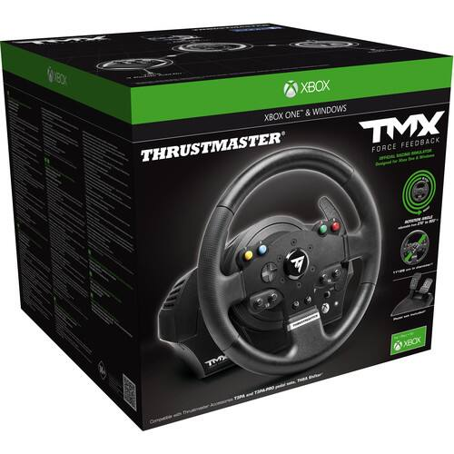 Thrustmaster TMX Force Feedback Racing Wheel for Xbox One and Windows $119.99
