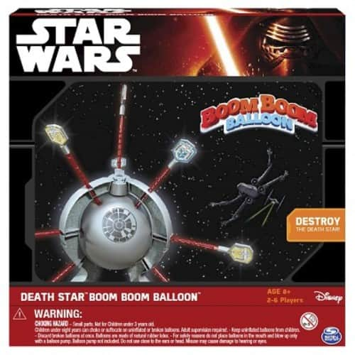 $5 Star Wars Death Star Boom Boom Balloon Game - Walmart online $4.97