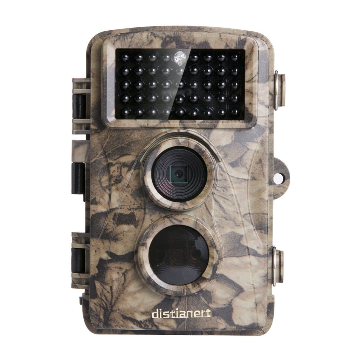 [Upgraded] 12MP 720P Waterproof IP56 Infrared Trail Game Camera with 44pcs 940nm IR LED $34.99 @Amazon