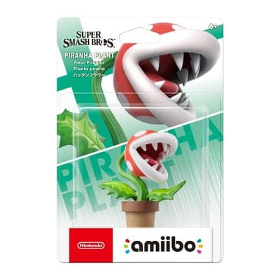 Nintendo Amiibo Re-release - Piranha Plant, King K. Rool & Isabelle - Super Smash Bros. - Pre-order at Target