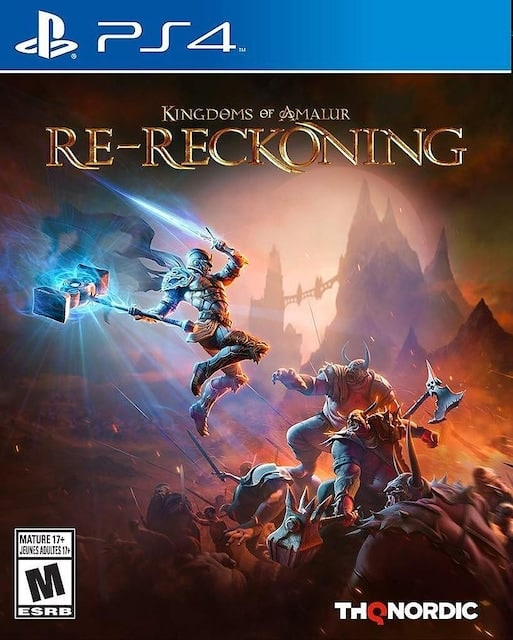 Kingdoms of Amalur Re-Reckoning (PS4 or Xbox One) $9.99 + Free Curbside Pickup via Best Buy