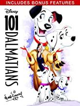 Disney's 101 Dalmatians + Bonus Content (1961 Cartoon Version) (Digital HD Film) $4.99 via Amazon