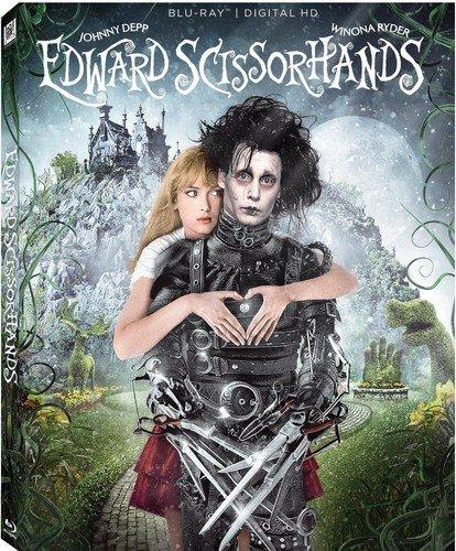 Edward Scissorhands: 25th Anniversary (Blu-Ray + Digital HD) $2.99 via Amazon
