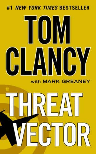 Tom Clancy: Threat Vector: A Jack Ryan Novel (eBook) $1.99 via Various Digital Retailers