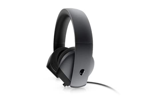 Alienware AW510H 7.1-Channel Gaming Headset w/ In-Line Volume/Mic Control (White or Black) + $25 Dell eGift Card for $73.99 + Free Shipping via Dell
