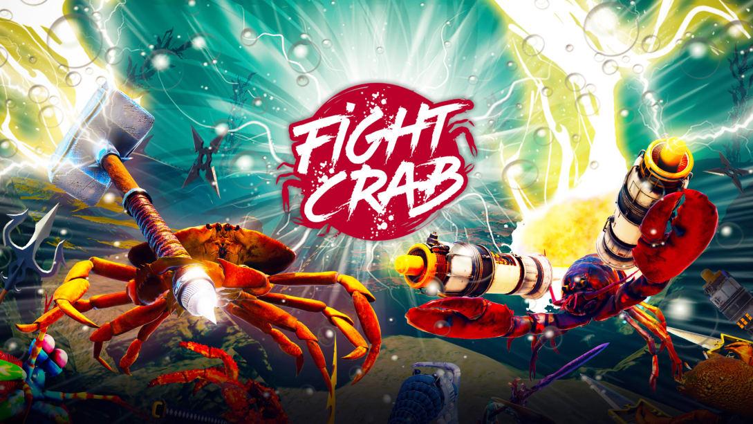 Fight Crab (Nintendo Switch Digital Download) $11.99 via Nintendo eShop