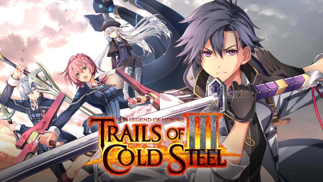 The Legend of Heroes: Trails of Cold Steel III (Nintendo Switch Digital Download) $29.99 via Nintendo eShop