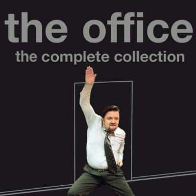 The Office (British UK): The Complete Collection (Digital SD Digital Download) $9.99 via VUDU
