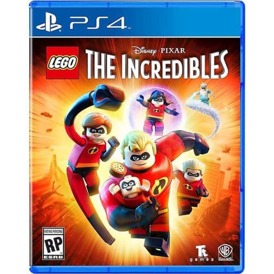 LEGO The Incredibles: The Game (PS4/PS5) $8.49 via Best Buy/Amazon