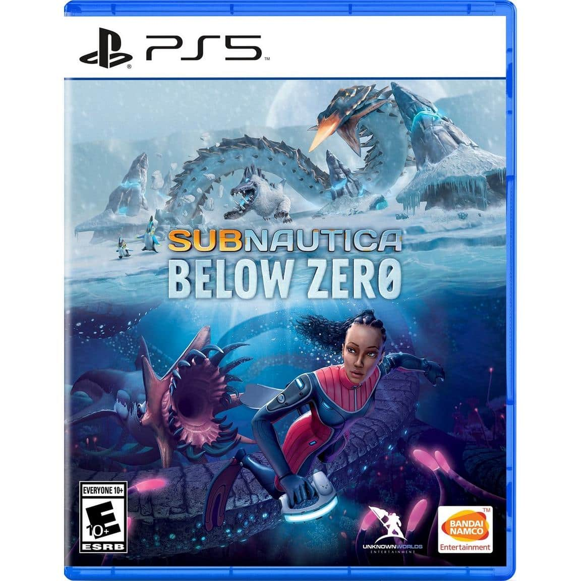 Subnautica: Below Zero (PS5, PS4, or Xbox One/Series X) $19.99 via GameStop