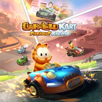 Garfield Kart Furious Racing (PS4 Digital Download) $5.99 via PlayStation Store