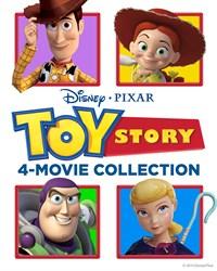Disney's Toy Story 4-Film Collection (4K UHD Digital Films) $23.99 via Microsoft Store