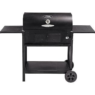 Masterbuilt Charcoal Grills: Barrel $50 Deluxe Full Size $95 (FS or store pick up) ~ Kmart