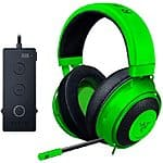Prime Members: Razer Kraken THX 7.1 Tournament Edition Gaming Headset (Green) $47 + Free S/H