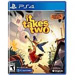 It Takes Two (PS4/PS5 or Xbox One/Series X) $25 + Free Store Pickup