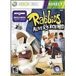Raving Rabbids: Alive & Kicking (Xbox 360 Kinect)