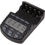 La Crosse Technology BC-700 Alpha Power AA/AAA Battery Charger