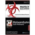 Malwarebytes Anti-Malware Lifetime + AVG Antivirus System Builder 2012 (1-User)