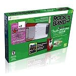 Rock Band 3 Bundle Kit: Wireless Fender Mustang Pro Guitar + Rock Band 3 Game + 5 Bonus Red Hot Chili Peppers Pro Tracks (Xbox 360)