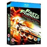 Fast & Furious 1-5 Box Set (Region Free Blu-ray)