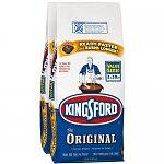 2-pack 40lb Kingsford Charcoal Briquettes