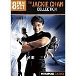 Jackie Chan Collection: 8-Film Set (DVD)