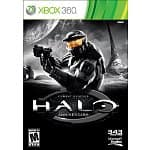 GameFly Used Game Sale: Halo: Combat Evolved Anniversary (Xbox 360) $13, InFamous 2 (PS3) $10, Twisted Metal (PS3) $13, Resistance 3 (PS3)